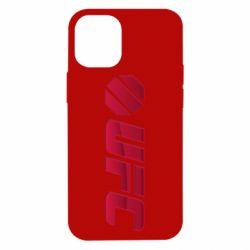 Чехол для iPhone 12 mini UFC Main Logo