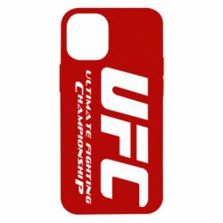 Чохол для iPhone 12 mini UFC