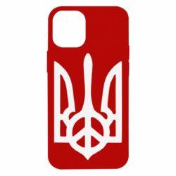 Чехол для iPhone 12 mini Ukraine Peace