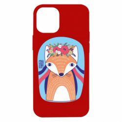 Чохол для iPhone 12 mini Українська лисиця