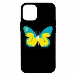 Чехол для iPhone 12 mini Український метелик