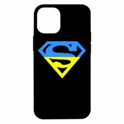 Чохол для iPhone 12 mini Український Superman