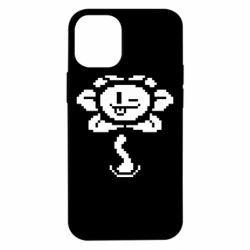 Чехол для iPhone 12 mini Undertale Flowey