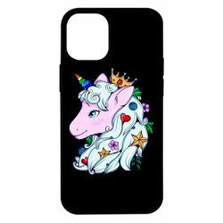 Чохол для iPhone 12 mini Unicorn Princess