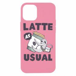 Чохол для iPhone 12 mini Usual milk