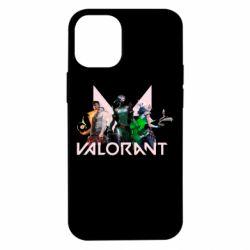 Чохол для iPhone 12 mini Valorant characters