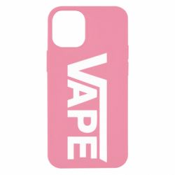 Чехол для iPhone 12 mini Vape Vans