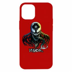 Чехол для iPhone 12 mini Venom Bust Art