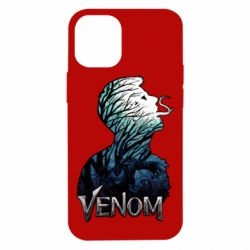 Чохол для iPhone 12 mini Venom silhouette art