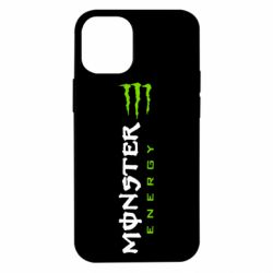 Чохол для iPhone 12 mini Вертикальний Monster Energy