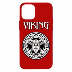 Чехол для iPhone 12 mini Vikings and axes