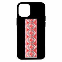 Чехол для iPhone 12 mini Вишиванка
