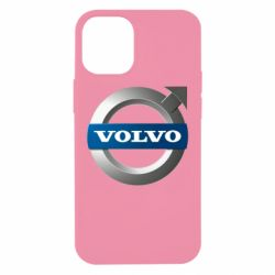 Чехол для iPhone 12 mini VOLVO 3D