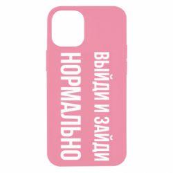 Чехол для iPhone 12 mini Vyidi