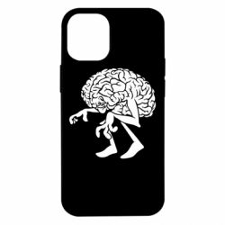 Чехол для iPhone 12 mini Walking Brains