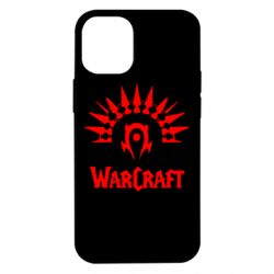 Чехол для iPhone 12 mini WarCraft Logo