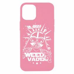 Чехол для iPhone 12 mini Weed Vader
