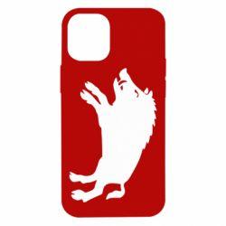 Чохол для iPhone 12 mini Wild boar