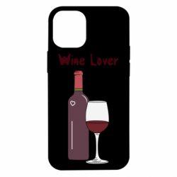 Чохол для iPhone 12 mini Wine lover