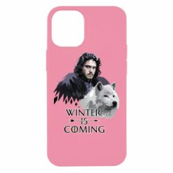 Чохол для iPhone 12 mini Winter is coming I
