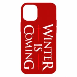 Чехол для iPhone 12 mini Winter is coming