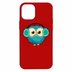 Чехол для iPhone 12 mini Winter owl