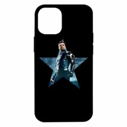 Чохол для iPhone 12 mini Winter Soldier Star