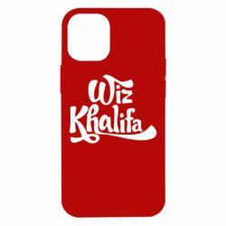 Чехол для iPhone 12 mini Wiz Khalifa