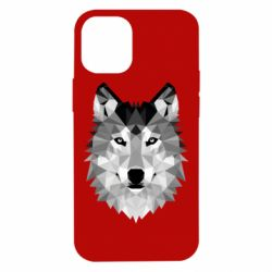 Чохол для iPhone 12 mini Wolf Art