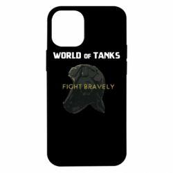 Чехол для iPhone 12 mini WoT Fight bravely