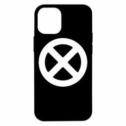 Чохол для iPhone 12 mini X-man logo