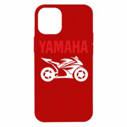 Чехол для iPhone 12 mini Yamaha Bike