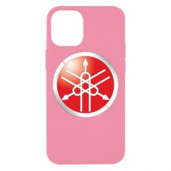 Чехол для iPhone 12 mini Yamaha Logo 3D