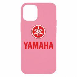Чехол для iPhone 12 mini Yamaha Logo(R+W)