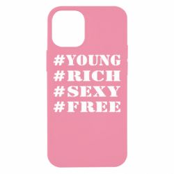 Чехол для iPhone 12 mini #Your #Rich #Sexy #free