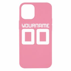 Чохол для iPhone 12 mini Yourname Akashi