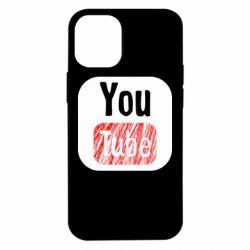 Чохол для iPhone 12 mini YouTube