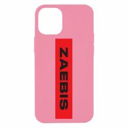 Чехол для iPhone 12 mini Zaebis