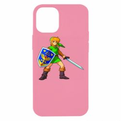 Чехол для iPhone 12 mini Zelda