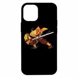 Чохол для iPhone 12 mini Zenitsu Demon Slayer