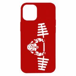 Чохол для iPhone 12 mini Жим штанги