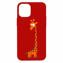 Чехол для iPhone 12 mini Жираф