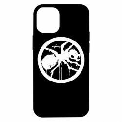 Чехол для iPhone 12 mini Жирный муравей