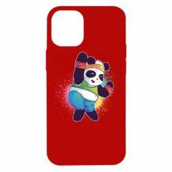 Чохол для iPhone 12 mini Zumba Panda