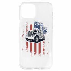Чохол для iPhone 12 Pro American Truck