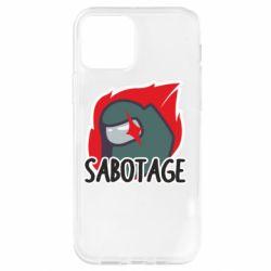 Чохол для iPhone 12 Pro Among Us Sabotage