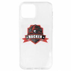 Чохол для iPhone 12 Pro Anonymous Hacker
