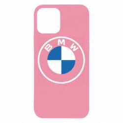 Чохол для iPhone 12 Pro BMW logotype 2020
