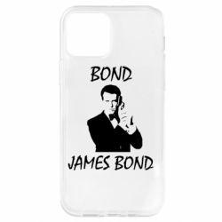 Чохол для iPhone 12 Pro Bond  James Bond
