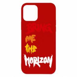 Чехол для iPhone 12 Pro Bring me the horizon
